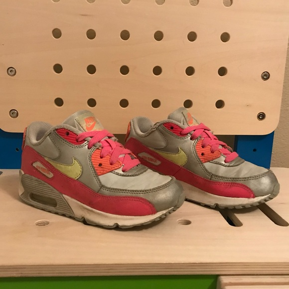 air max pink kids size 13